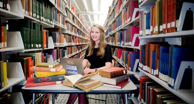 librarian organizing books
