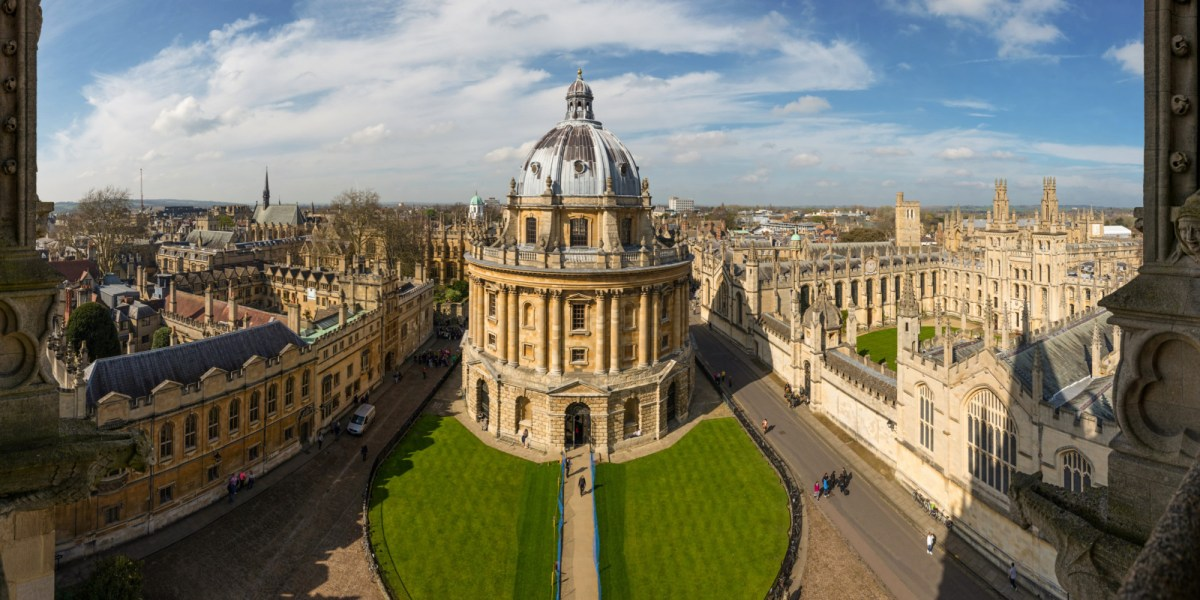 Top 10 Hardest Courses at the University of Oxford