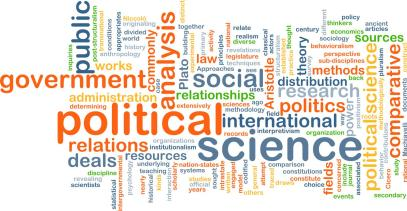 terms of political science