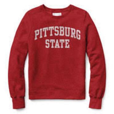 pittsburg state sweater