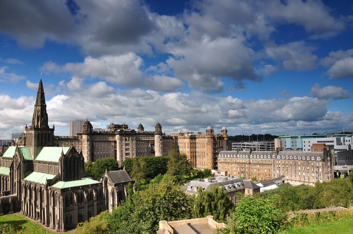 Top 10 Majors at the University of Glasgow