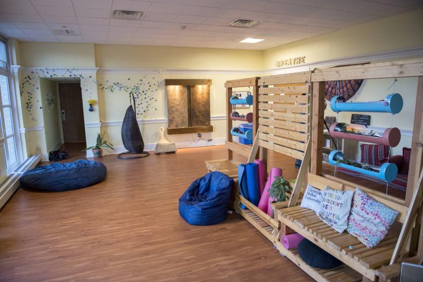 CMU Mindfulness Room