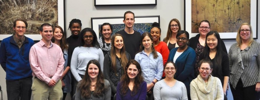 Staff Members at the Washington University Psychological Service Center
