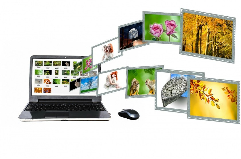 computers with digital images