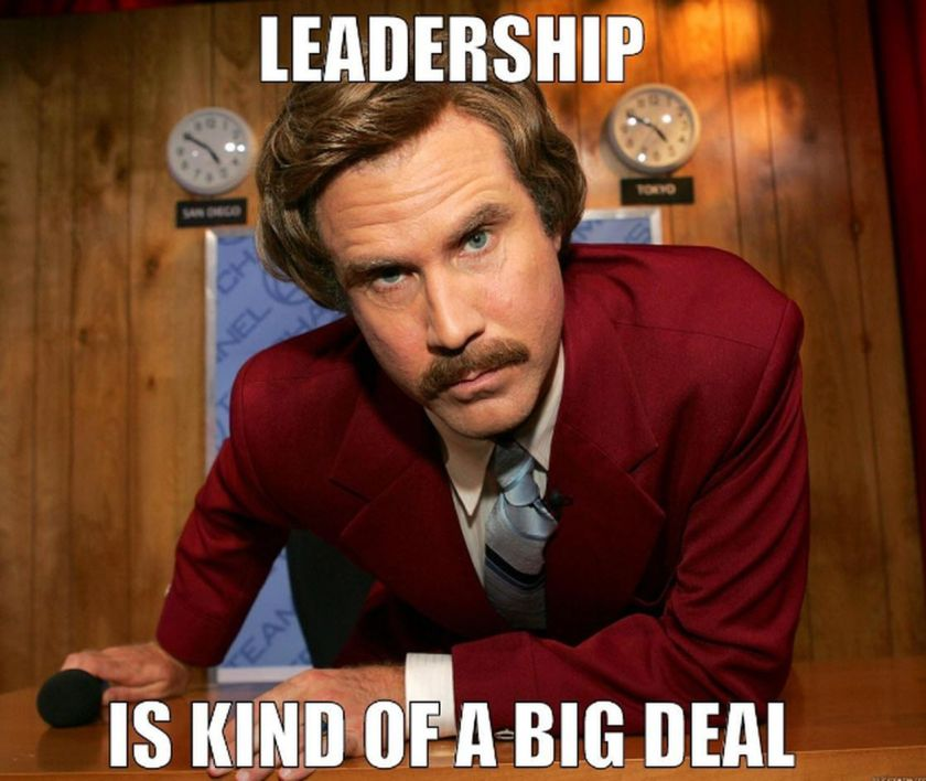 Good leadership is a crucial in an organisation