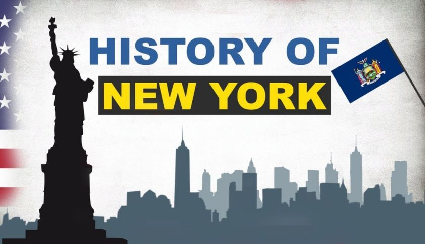 Finding out who built New York is cool