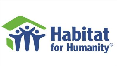 The logo for Habitat for Humanity