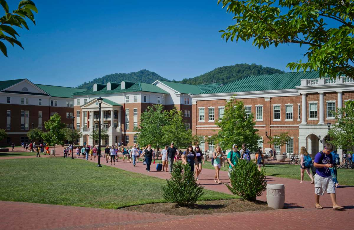 Jobs for College Students at Western Carolina University
