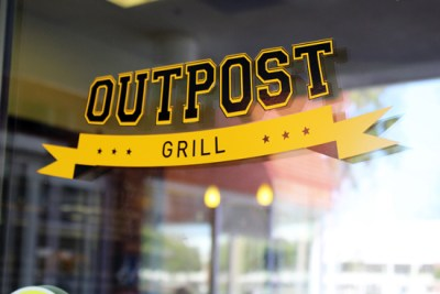 Outpost Grill