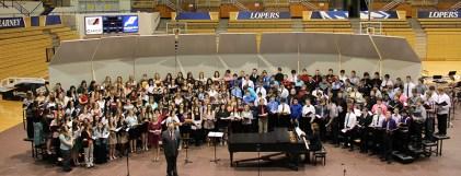 The University of Nebraska Kearney Chorus