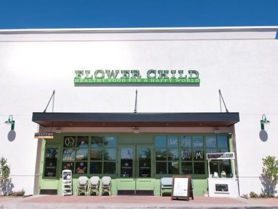 An image of Flower Child front entrance