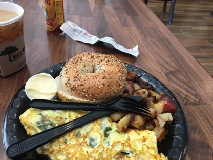 An image of food at Beach Bagel