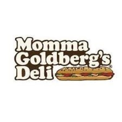 The Official Logo of the Momma Goldberg's Deli