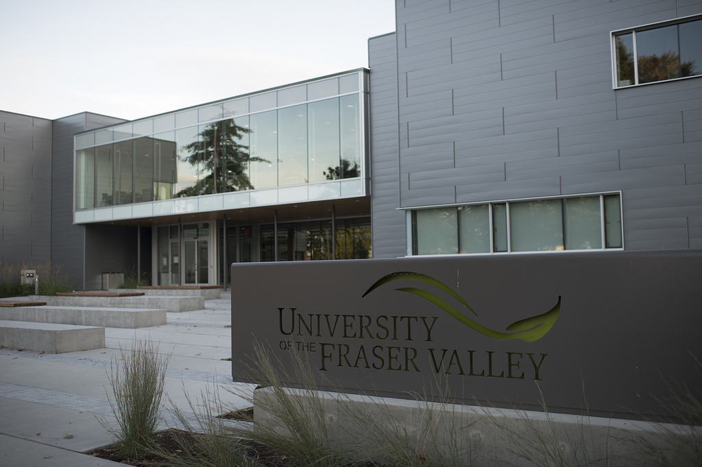 Jobs for College Students at the University of Fraser Valley