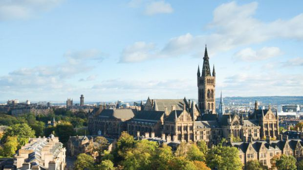 Restaurants and Cafes for Students at University of Glasgow