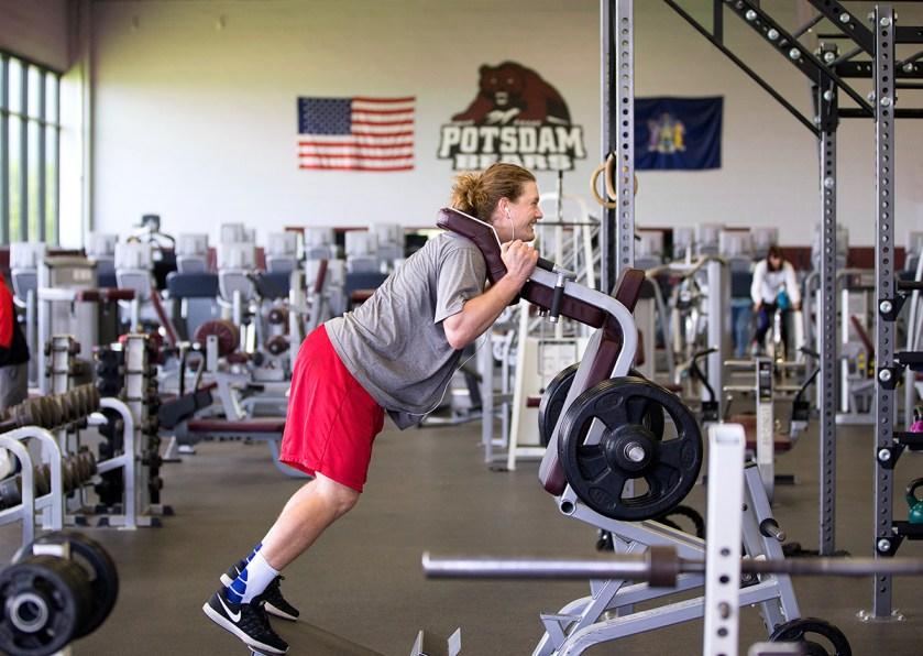Fitness Center at SUNY - Potsdam