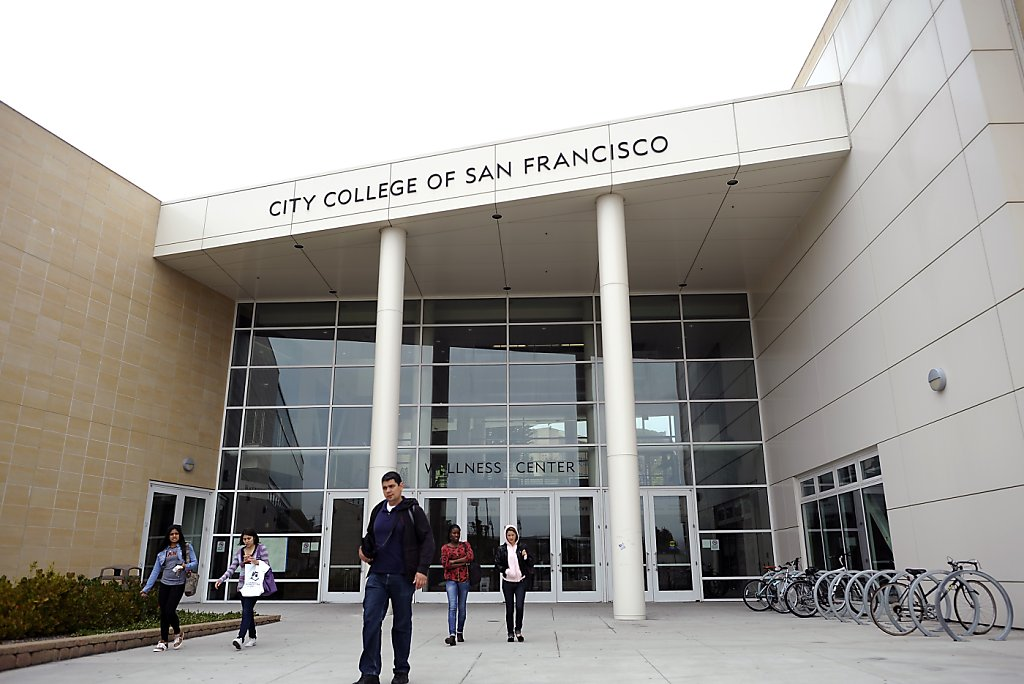 Restaurants and Cafes for Students at City College of San Francisco
