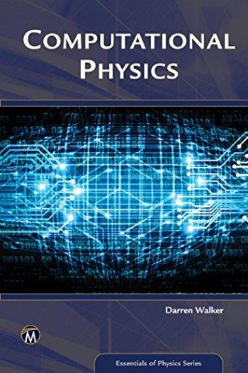 Computational physics textbook cover