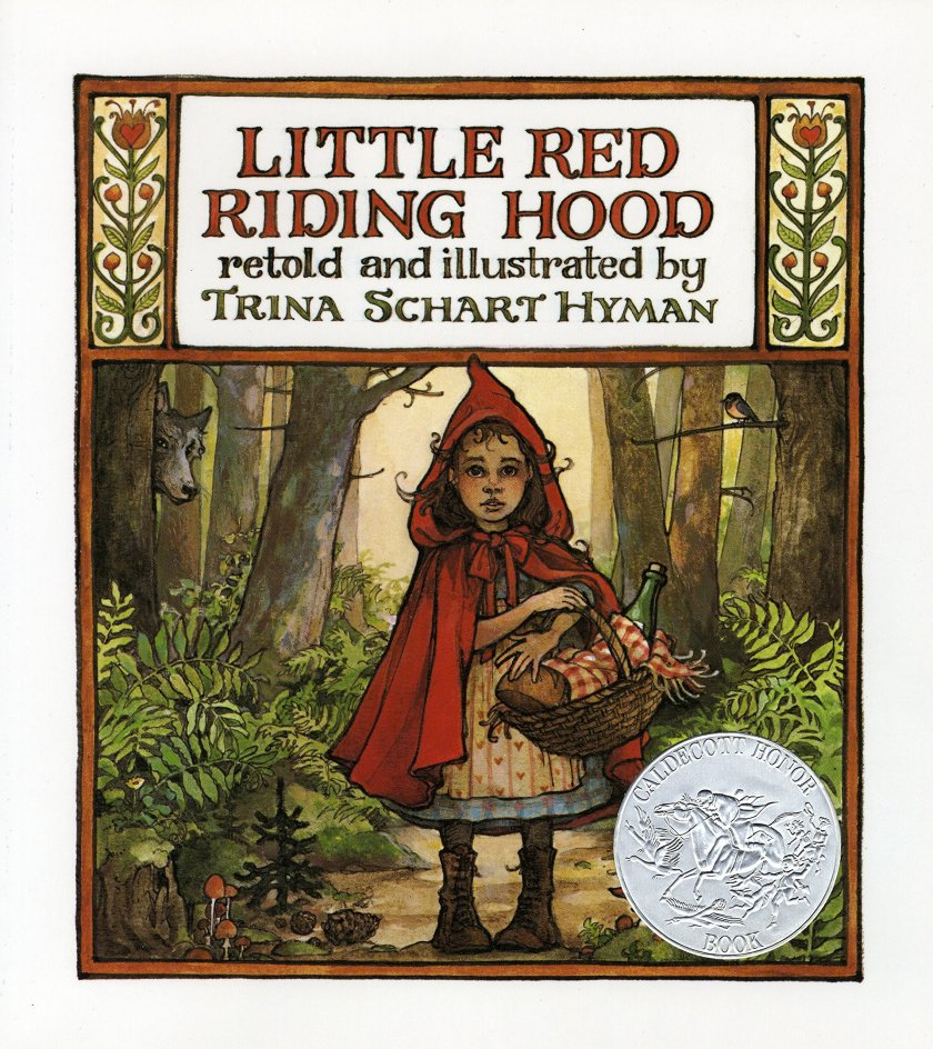 Picture of book cover for Little Red Riding Hood