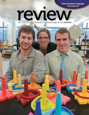Millersville University Review - Winter 2013.