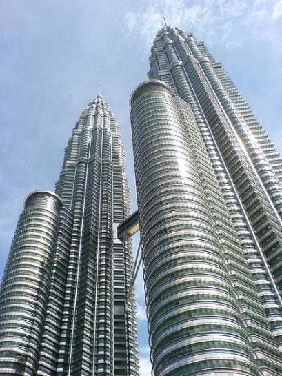 A model of a building