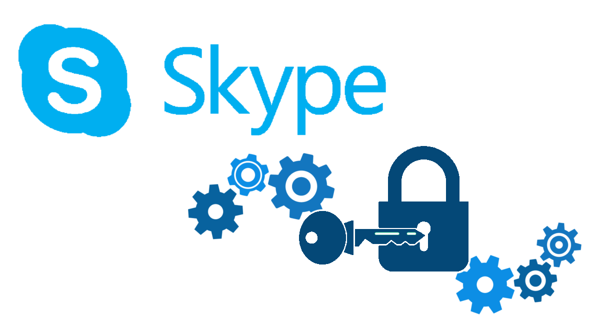 Skype utilizza la crittografia end-to-end