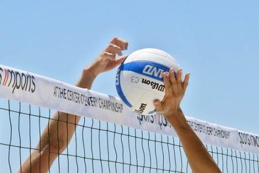 Sports Fest Beach Volleyball