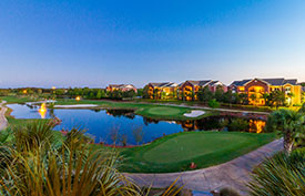golf after dark at ONE Club gulf shores