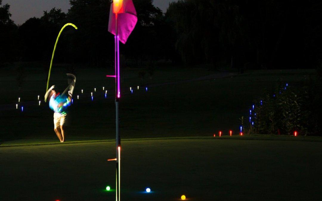 Glow Golf at ONE CLUB