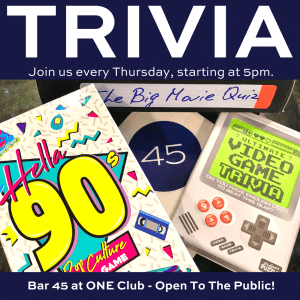 Trivia Night at Bar 45