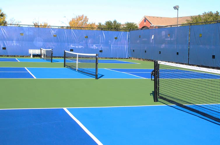 ONE CLUB pickleball at vacation rental in gulf shores AL