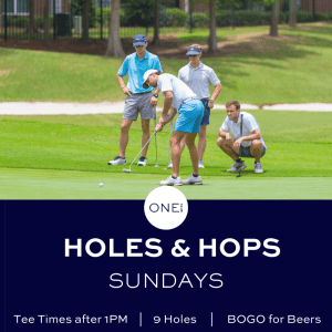 Sunday Golf Promotion at ONE Club Gulf Shores, Gulf Shores, AL