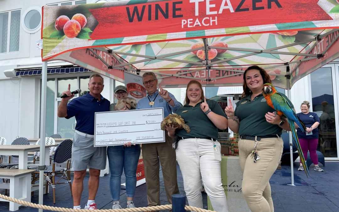 $30,000 Donation to Alabama Gulf Coast Zoo