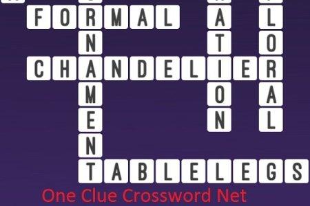 Food Decoration Crossword Clue