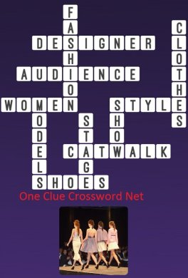 Models   One Clue Crossword One Clue Crossword Models Answer