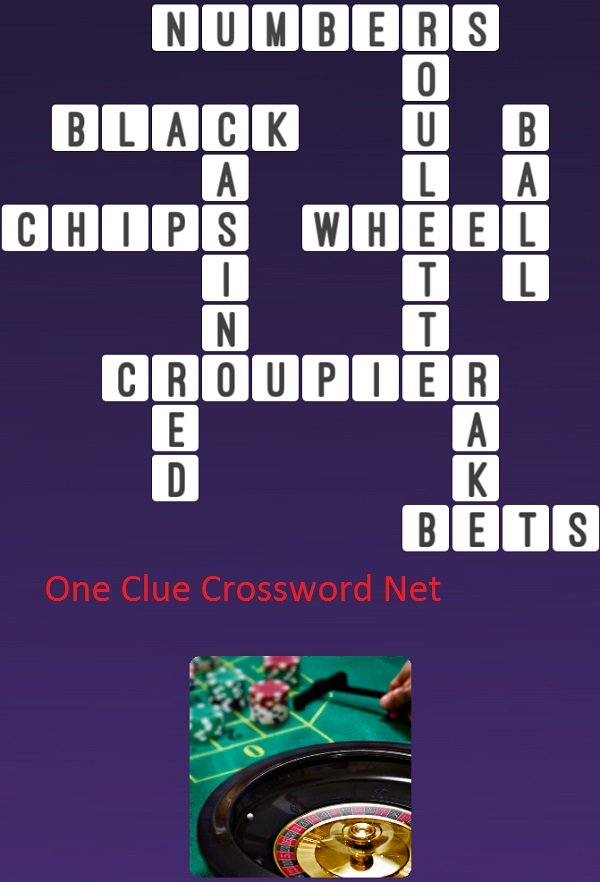 One Crossword Clue Answers