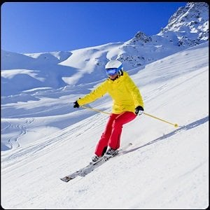 Image result for skier