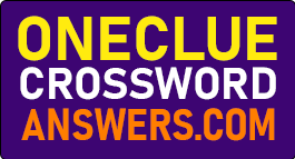 OneClueCrosswordAnswers.com