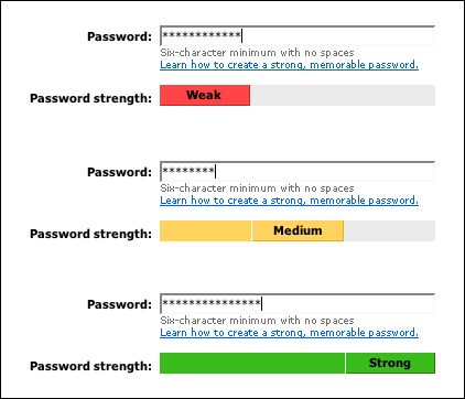 password-test-cases