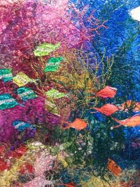 'Reef III (White Fish) by Jo Hyam