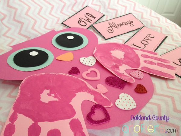 25 Cute Valentine Crafts For Kids