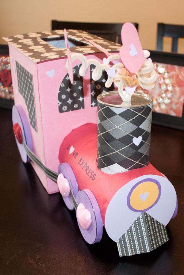 Valentine Box Ideas To Wow The Class