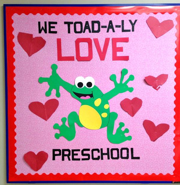 27 Creative Classroom Door Decorations For Valentines Day