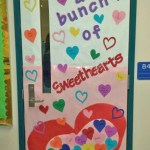 27 Creative Classroom Door Decorations For Valentine S Day Onecreativemommy Com