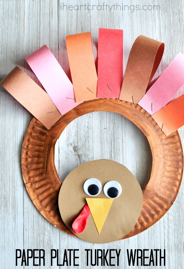 Turkey Crafts: The Ultimate Thanksgiving Collection for Kids