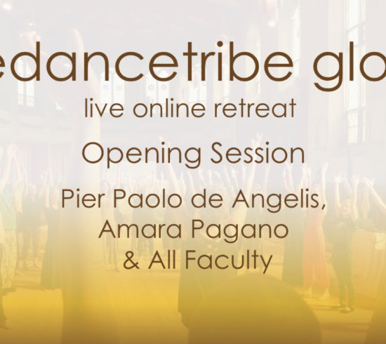 onedancetribe global opening session board