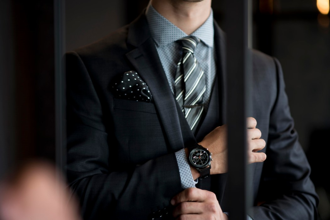 Business (Not) As Usual With Express | One Dapper Street