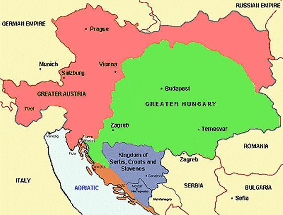 Austro-Hungarian Empire 1814-1914