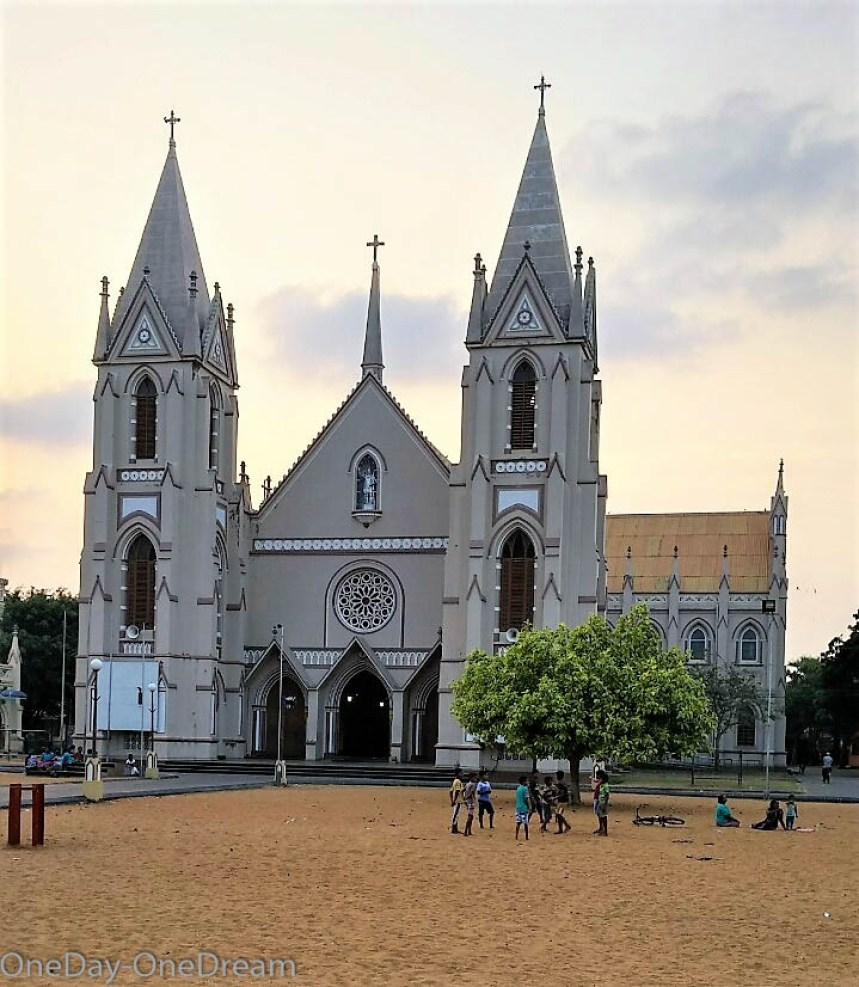 church Negombo