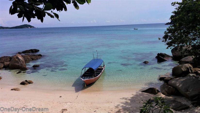 îles Perhentian en Malaisie